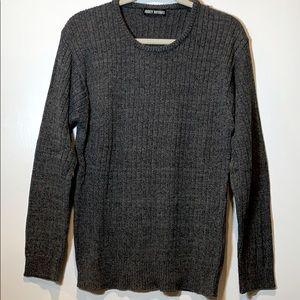 Issey Miyake Men's Gray Sweater